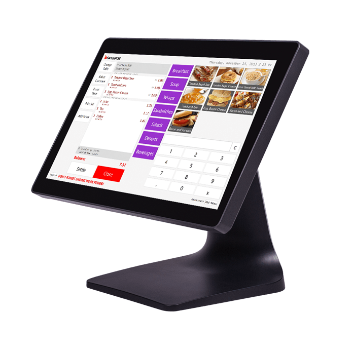 POS, Point of Sales Android iPAD Stand Bangkok Thailand